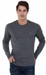 Jockey Charcoal Melange Long Sleeved T-Shirt