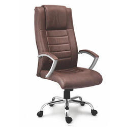 SPS-123 High Back Director Leather Chair