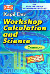 WORKSHOP CALCULATION & SCIENCE (COMMON)
