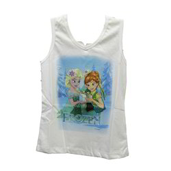 Kids Cotton Sando, Age: 3-5 Years