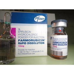 Farmorubicin 10 mg Injection