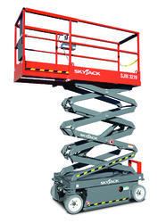 SJIII 3226 DC Electric Scissor Lift