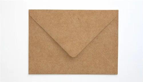Kraft Envelopes - View Specifications & Details of Kraft