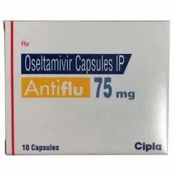 Antiflu Oseltamivir Capsules 75 mg