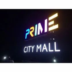LED Mall Sign Board