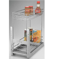 Bottle Organizer Pull Out