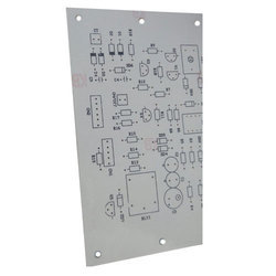 Cem1 White Colour Single Side PCB