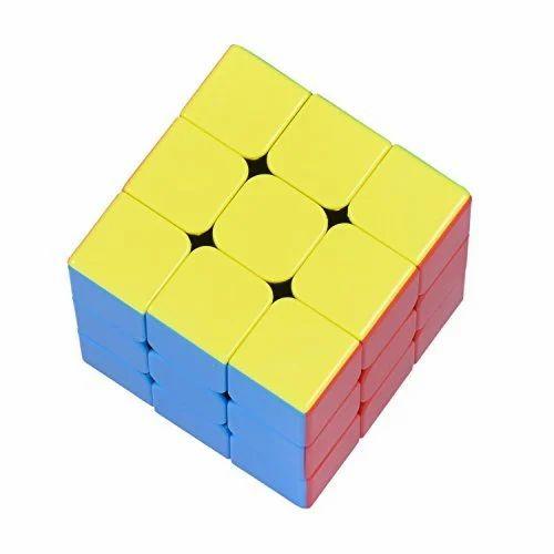 Premium Sticker Less Speed Cube 3X3X3 ,4x4x4, 2x2x2,5x5x5 Rubik's Cube-  Speed Cube