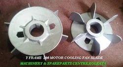 Aluminium Y 200 FRAME COOLING FAN FOR MOTOR