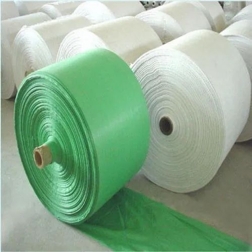 PP/HDPE Fabric Rolls & Bags