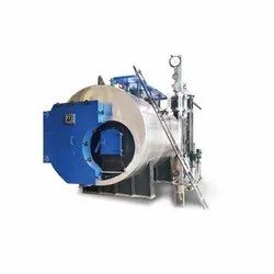 2 TPH Agro Waste IBR Steam Boiler