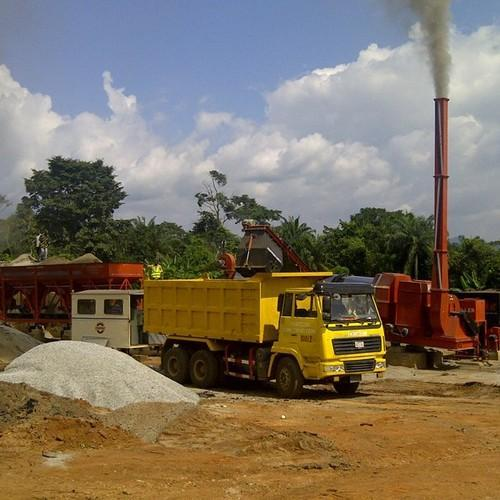 Asphalt Hot Mix Plants