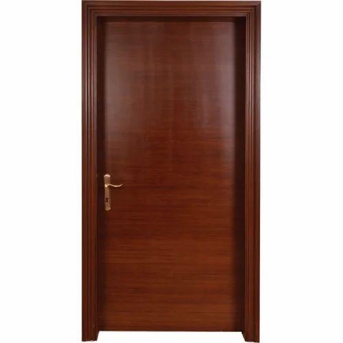 Teak Wood Single Door