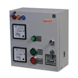 Stainless Steel Single Phase Automatic Pump Panel, IP Rating: 33
