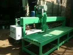 Bridge type  granite cuttting machine