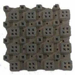 Seesham Wood Brown Wooden Textile Printing Blocks