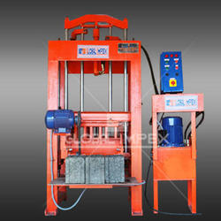 Global 860S Block Making Machine
