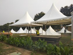 Garden Pagoda Tent