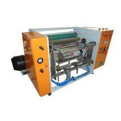 Semi Automatic Cling Film Rewinding Machine
