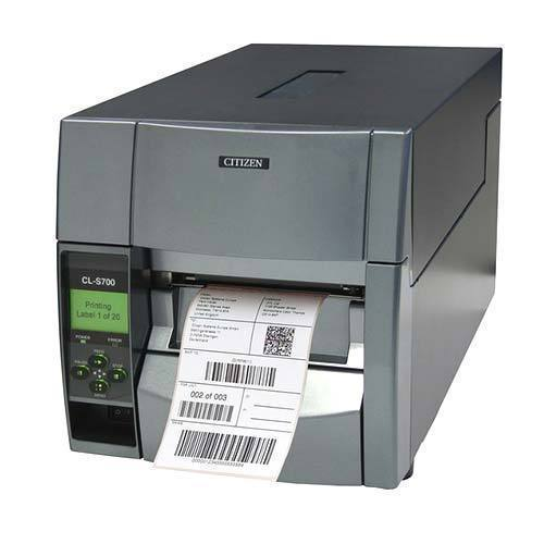 Barcode Printer Citizen CLS 700
