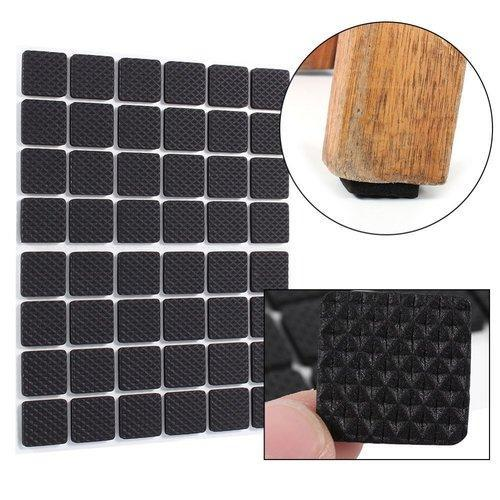 Black Or Brown Furniture Rubber Pads For Under Lamps Rs 35 Set