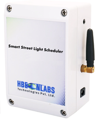 SMS Based Smart Street Light Scheduler