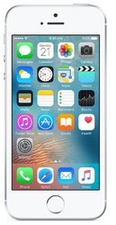 Apple iPhone SE (Silver, 128GB)