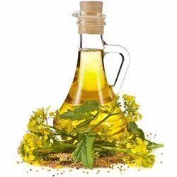 Light Yellow Mustard Oil