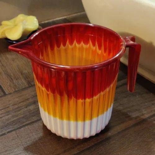 Plastic Jewel Bathroom Mug for Home