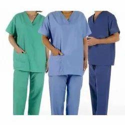 Hospital Uniform Fabric, Packaging Type: Roll