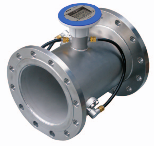 Flow Meter - Integral Type ABB Electromagnetic Flow Meter