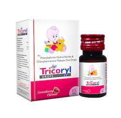 Phenylephrine HCI & Chlorpheniramine Maleate Oral Drops
