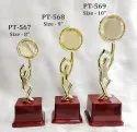 Human Figure Dance Trophy