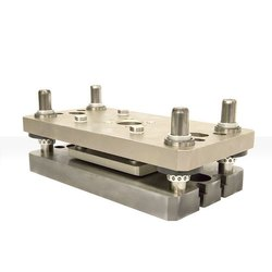 Versatile Engineering Rectangular Aluminum Metal Die