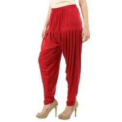 Viscose Patiala Pant