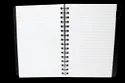 Oddy Wiro Notebook - (Wr-Rs-A5-160) - 160 Pages With Sticky Notes - A5 (14 x 21.6 Cm)