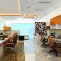 Linear Modular Office Workstations