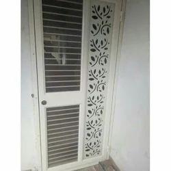 Hinged GI Safety Door