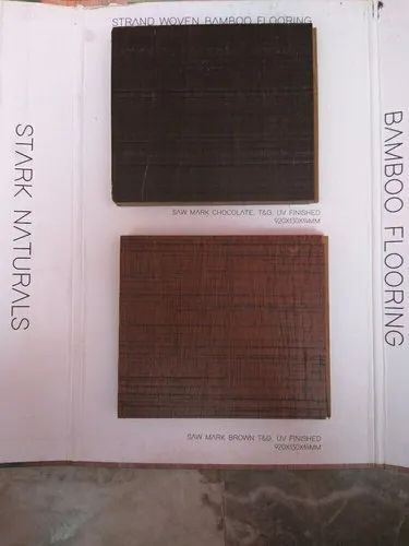 Dark Brown Stark Natural Bamboo