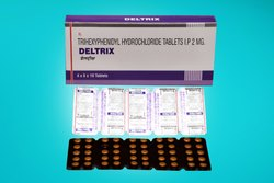 Trihexyphenidyl Hydrochloride Tablets IP 2 mg