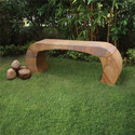 Stone Planet Bench