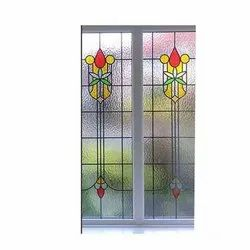 Printed Designer Door Glass