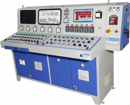 Sai System & Control - Manufacturer of Asphalt Plant Control
