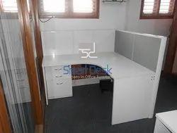 Corner Cubicle Workstation