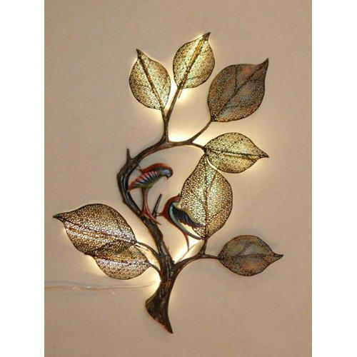 0ee3e41676 Home Decoration Multicolor Hanging Metal Tree Wall Decor, Rs 3000 ...