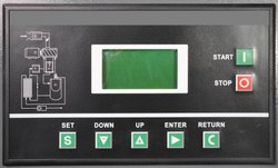 Display Controller Of Venus Screw Compressor