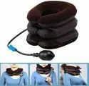 Exerciser Three Layers Portable Neck Pillow