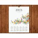 Wall Calendar Offset Printing Service