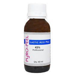 Lactic Acid Peel 45% (Whitening Purpose For Sensitive Skin), Pack Size: 30ml