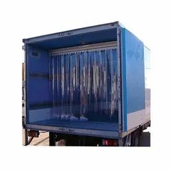 Polar PVC Strip Curtains
